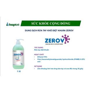 Dung dịch sát khuẩn khử trùng chuyên dụng Protex C 1000ml - protex002 thumbnail