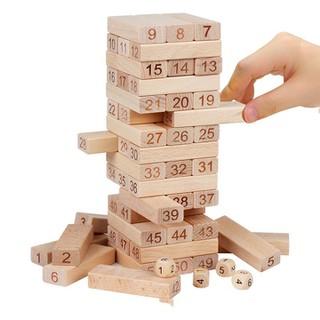 Bộ Đồ Chơi Rút Gỗ - Bộ đồ chơi rút gỗ thumbnail