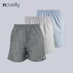 Combo 03 quần đùi nam Novelty giao màu ngẫu nhiên
