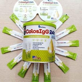 Sữa Non Colos IgG 24H Gói 90G Dạng Gói Tiện Lợi Giá 1 Gói Lẻ _ colosbaby Date 2022 - Sữa Non Colos IgG 24H Gói 90G Dạng Gói Tiện - 051