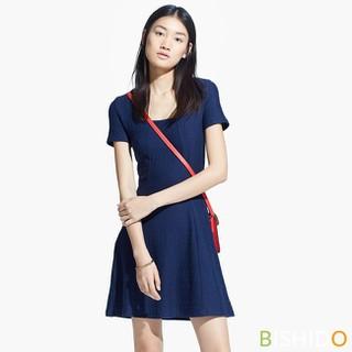 Tặng dây chuyền xi bạc cao cấp giá 100k - Đầm cao cấp chuẩn đẹp (Xanh, đen, đỏ, trắng) - Đầm cao cấp thumbnail