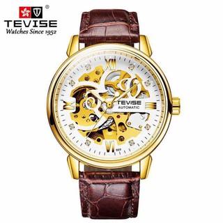 Đồng hồ cơ nam cao cấp dây da đồng hồ Automatic [ĐƯỢC KIỂM HÀNG] - 31913355 thumbnail