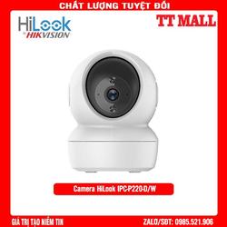 [ SIEU RẺ] Camera HiLook IPC-P220-D/W 2.0 Megapixel, kết nối Wifi,đàm thoại 2 chiều, hồng ngoại 5m Tặng kèm thẻ nhớ tùy chọn
