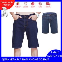 Quần đùi nam shorts jeans có nhiều màu nhiều size cho bạn mặc được nhiều dịp-XMTN09