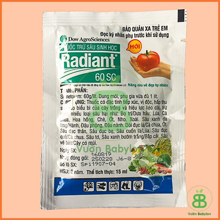 Radiant 60sc