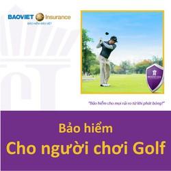 [Toàn quốc] - Phiếu giảm giá 100.000đ - Bảo hiểm Người chơi Golf - Bảo Việt - E Voucher