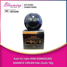 Kem trị nám Dongsung Rannce Cream Mẫu Mới Mini 10g - 8807050019790