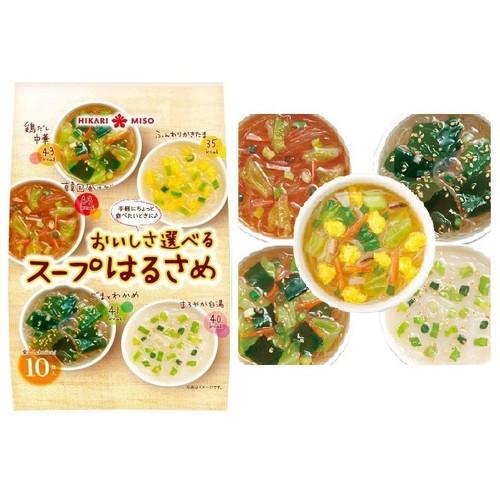 Miến ăn liền ngũ vị Hikari Miso Nhật Bản cho bé - 4902663011903