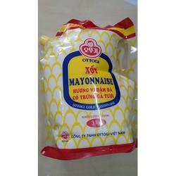 Sốt Mayonnaise Ottogi 3 Kg  Siêu Tiết Kiệm