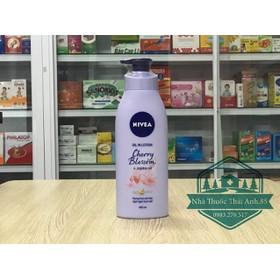 Sữa Dưỡng Thể Nivea Hương Hoa Anh Đào 400Ml - dtnvaad