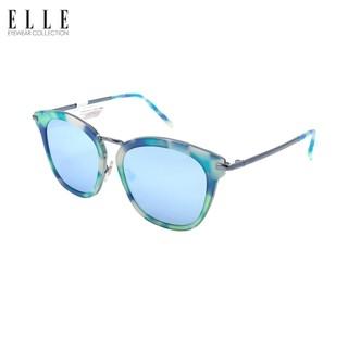 Kính mát nữ, kính mát unisex chính hãng ELLE EL14647 BL (53-16-141) xanh - EL14647 BL thumbnail