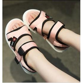 sandal bé gái cao cấp siêu nhẹ cho bé gái size 27-37 - BG04