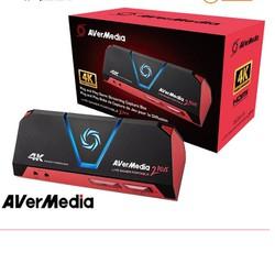 Thiết Bị Ghi Hình 4K Live Gamer Portable 2 Plus Avermedia GC513 - Hàng Chính Hãng.
