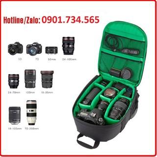 balo máy ảnh - balo máy ảnh 31x31x20 - nh9444-2 thumbnail