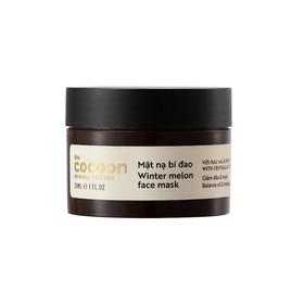 Mặt nạ bí đao dành cho da dầu và mụn ẩn Cocoon 30ml - mặt nạ bí đao - J-8936104220544