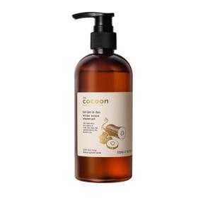 Gel Tắm Bí Đao Cocoon Làm Giảm Mụn Lưng 300ml Winter Melon Shower Gel - sữa tắm bí đao - J-8936104220506