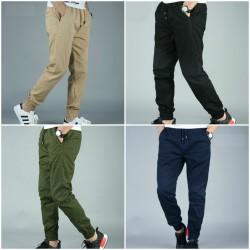 MIỄN SHIP ĐƯỢC XEM HÀNG Quần Jogger nam vải kaki dày đẹp phong cách Hàn Quốc