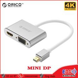 Cáp Chuyển Mini DP to HDMI , VGA chính hãng Orico