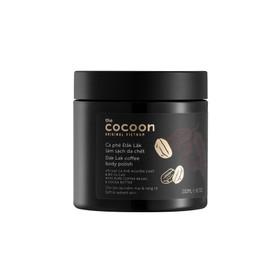 Cà Phê Đắk Lắk Tẩy Da Chết Toàn Thân Cocoon 200ml Dak Lak Coffee Body Polish - tẩy tế bào chết - J-8936104220537