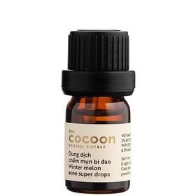 Dung dịch chấm mụn Bí Đao Cocoon 5ml - tinh chất serum - J-8936104220599