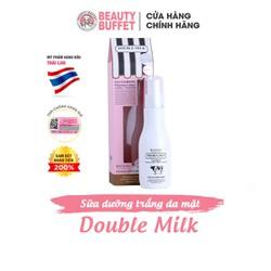 Sữa dưỡng da mặt chiết xuất sữa bò Scentio Double Milk 150ml