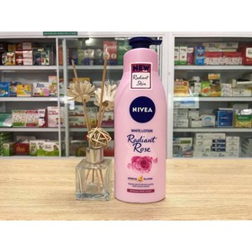 Sữa Dưỡng Thể Dưỡng Trắng Da Nivea Dewy Sakura 350ml - dtnva5