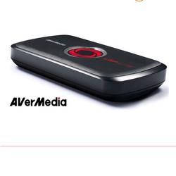 Thiết Bị Ghi hình HDMI Hỗ Trợ FULL HD 1080p Livestream Capture Avermedia GL310 - Chính Hãng