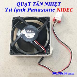 Quạt tản nhiệt tủ lạnh Panasonic Inverter NICDEC - kích cỡ 90x90x30 thumbnail