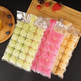 SET 10 túi làm đá 24 ô dùng 1 lần tiện lợi (TLD24) - tld24 thumbnail