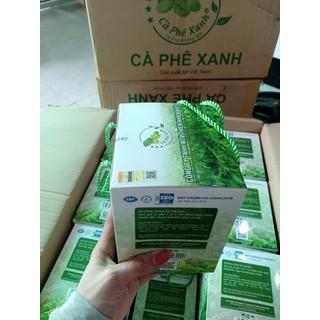 30 gói CAFE XANH Thiên Nhiên Việt _ Cà phê giảm cân _ Cà phê xanh - 1904 thumbnail