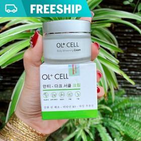 Kem trị thâm Ol+ Cell Hàn Quốc chiết xuất 100% tự nhiên, sử dụng hiểu quả ngay cả trên vùng da nhạy cảm - SD2070