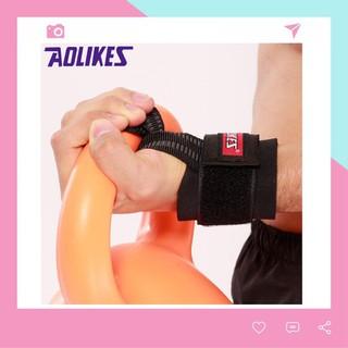 Dây quấn cổ tay tập gym nam nữ - AK18 thumbnail
