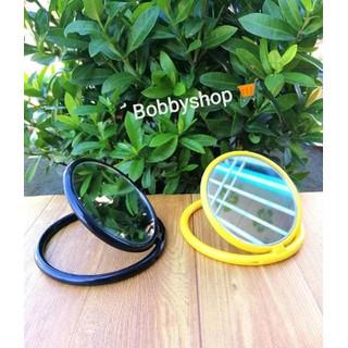 (Màu ngẫu nhiên) 1 gương soi trang điểm bỏ túi mini đừơng kính 7cm giao màu ngẫu nhiên - guongtrangdiembotui thumbnail