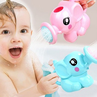 Đồ chơi nhà tắm vòi hoa sen con voi cho bé - voi thumbnail