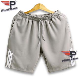Quần short nam trẻ trung sport mới về, vải poly thể thao mịn co giản, trẻ trung năng động Pigofashion QTTN01 - fn2 - QTTN01.f2 thumbnail