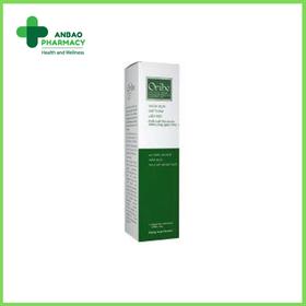 Kem Trị Mụn, Mờ Thâm, Liền Sẹo Chiết xuất tảo nâu từ Pháp - Ori'be Anti Acne Cream - Tuýp 20g - Th2639-1