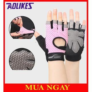 Găng tay hỗ trợ tập gym - Ak16 thumbnail