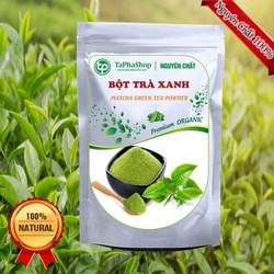 Bột trà xanh nguyên chất 200g