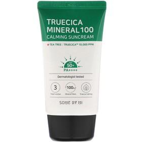 Kem Chống Nắng Cho Da Mụn Some By Mi Truecica Mineral 100 Calming Suncream 50ml - some by mi.chống nắng - JSBM-SUN50
