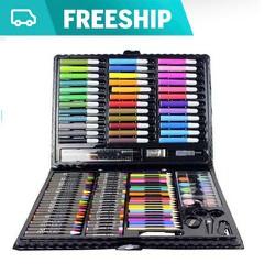 Bộ bút chì màu 150 món cho bé yêu
