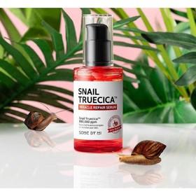 Tinh Chất Ốc Sên Điều Trị Sẹo, Rỗ Some By Mi Snail Truecica Miracle Repair Serum 50ml - some by mi.serum - JSBM-SSR50