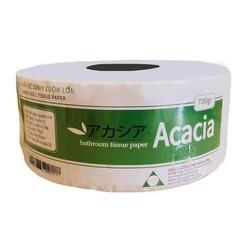 Giấy vệ sinh  cuộn lớn 700g  Acacia chất lượng cao