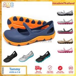 Giày Thái Lan Nữ Nhựa Đúc 2 Lớp Đế Trái Tim Siêu Cute MONOBO – TAMMY