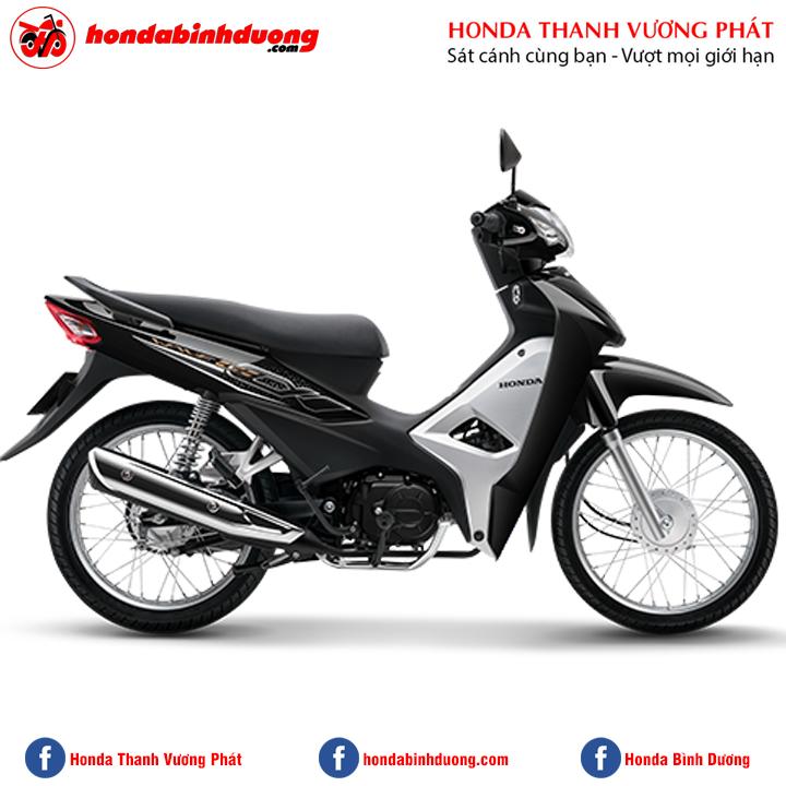 Xe Số Honda Wave Alpha 110 - phiên bản CĂM ĐÙM - Honda Bình Dương