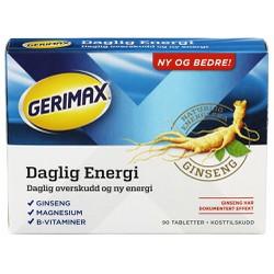Viên uống bổ sung năng lượng Daglig Energi