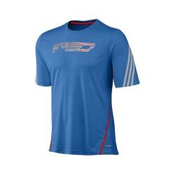 Áo thun thể thao nam Adidas Trainingsshirt F50 Climalite chất liệu nhẹ thoáng mát thấm hút tốt