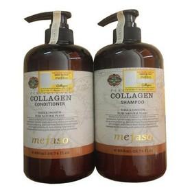 Dầu Gội Xả Collagen Argan Mefaso Dầu Gội Đầu Collagen - Du gi x Collagen Argan MefasoDu gi u - Dầu Gội Xả Collagen Argan Mefaso