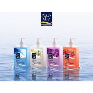 Nước Rửa Tay Aqua Vera 500ml - 99,9% sạch khuẩn - nước rửa tay thumbnail