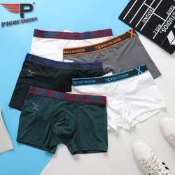 Combo 5 Quần lót đùi Boxer nam cotton lạnh thoáng mát pigofashion QLPG03 - F3- màu ngẫu nhiên