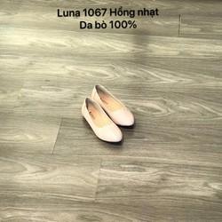 giày bệt nữ [100% da bò ] siêu êm ,bảo hành 6 tháng - giày bệt nữ -giày bệt nữ Luna 1067
